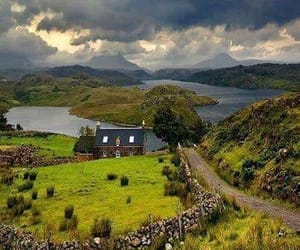 scotland, nature, and travel image