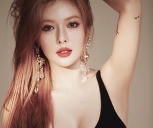 kpop, hyuna, and korean image
