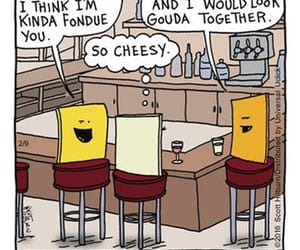bar, cartoon, and cheesy image