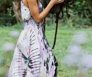 fashion, boho fashion, and fashion photography image