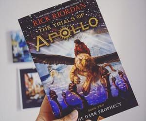 book, bookworm, and rick riordan image