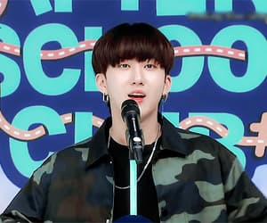 brown hair, skz, and after school club image