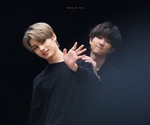jun, Seventeen, and junhui image