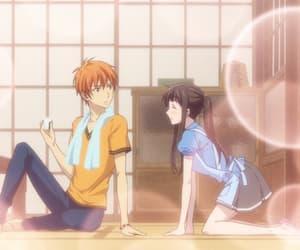 anime, anime girl, and furuba image