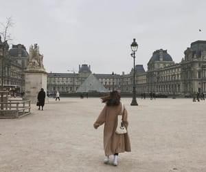 france, louvre museum, and french image
