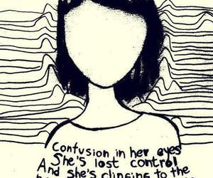 joy division, she's lost control, and quotes image
