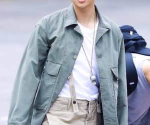 army, kpop, and airport fashion image