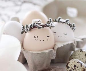 easter eggs and easter image