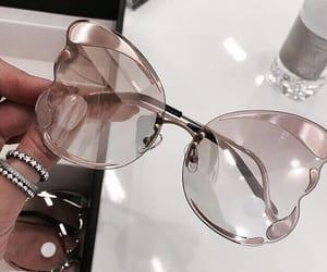 fashion, shades, and sunglasses image