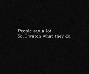 black, quote, and watch image