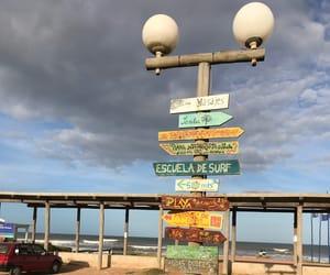 beach, ocean, and peace image