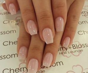 beautiful, nails, and natural image