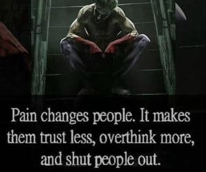 change, pain, and people image
