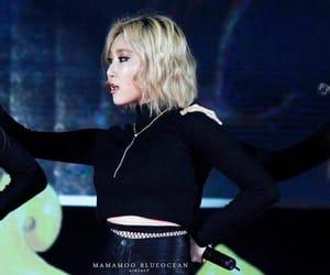blonde, fatal, and ahn hyejin image