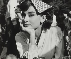 audrey, audrey hepburn, and inspiration image