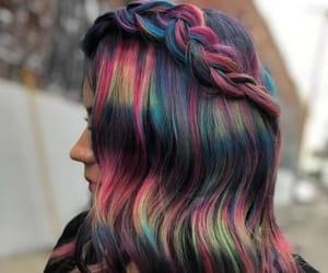 belleza, moda, and colores image