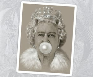 british, london, and Queen image
