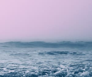 gif, ocean, and pastel image