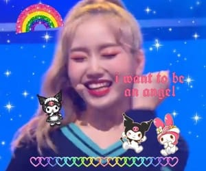 kpop, kpop edit, and chaewon image