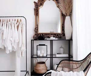 home decor, interior, and mirror image