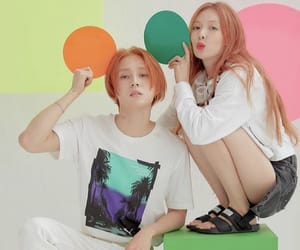 hyuna and hyojong image