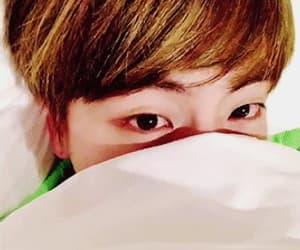 gif, kim seokjin, and worldwide handsome image