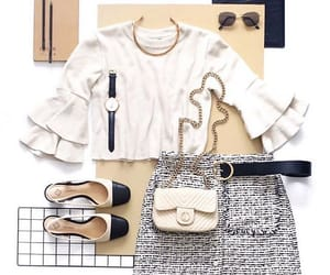 accessories, flatlays, and fashion image