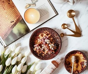beauty, breakfast, and food image