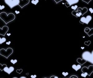editing, hearts, and heart image