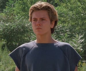 80s, river phoenix, and running on empty image