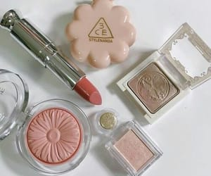 soft, aesthetic, and makeup image