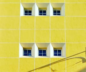 facade and yellow image