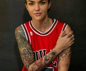tattoo and ruby rose image