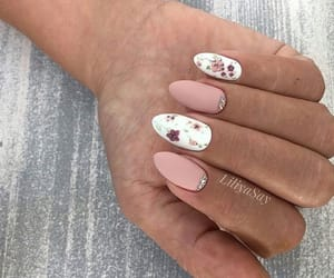 manicure, nails, and design image