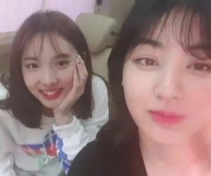 kpop, park jihyo, and 임나연 image