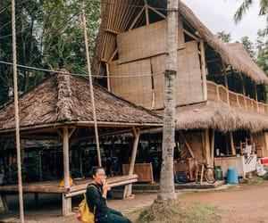 architect, green school, and bali image