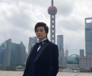 actor, japanese actor, and arata mackenyu image