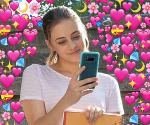 tessa young and josephine langford image