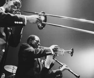 louis armstrong and music image