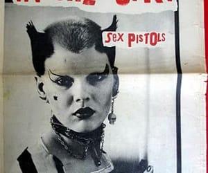 70s, retro, and sex pistols image