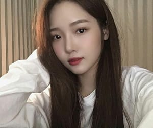asian, korean, and beige image