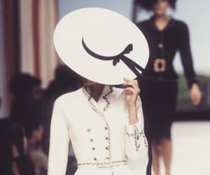 chic, chanel, and fashion image
