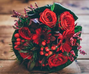 flowers, gifts, and mood image