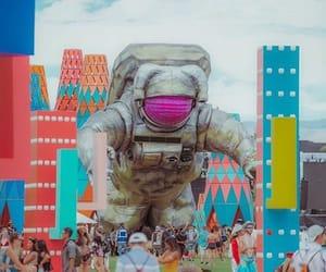 california, festival, and coachella image