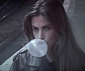 grunge, aesthetic, and girl image