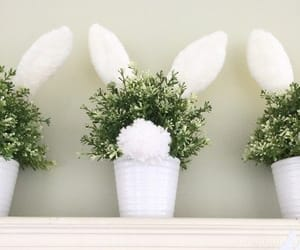 bunny, diy, and easter image