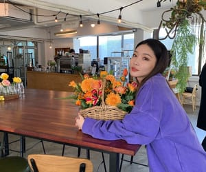 k-pop, kim chanmi, and kim chungha image