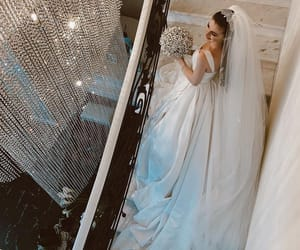 bride, Queen, and Couture image