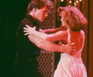 dirty dancing, jennifer grey, and patrick swayze image