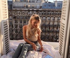balcon, blogger, and fashion image